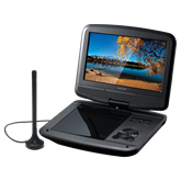 SPV 7925T Portable DVD Player with DVB-T