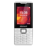 Element P020 Silver Cellular Phone