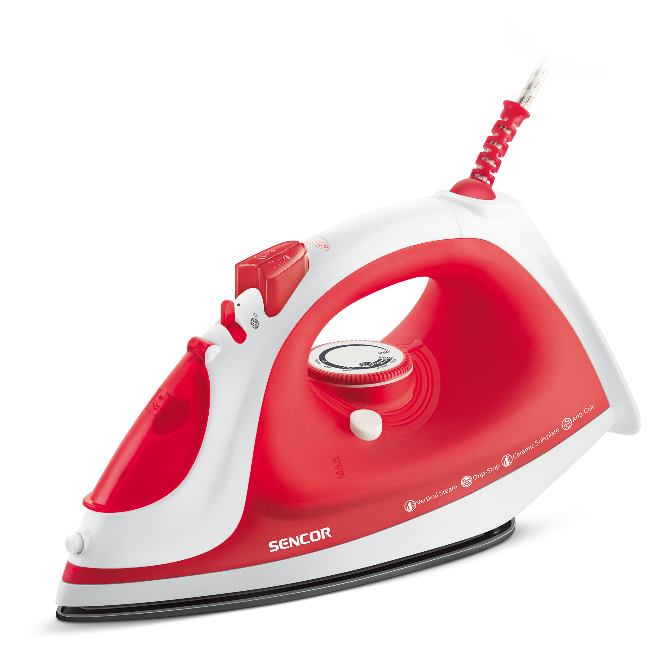 SSI 5420RD Steam Iron