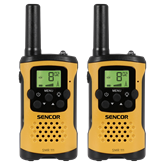 SMR 111 Personal Mobile Radio Twin Set
