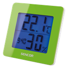 SWS 15 GN Thermo Hydro Clock