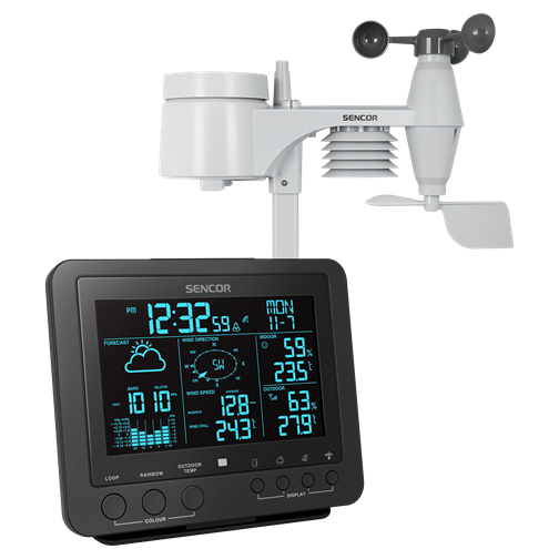 SWS 9700 Professional Weather Station