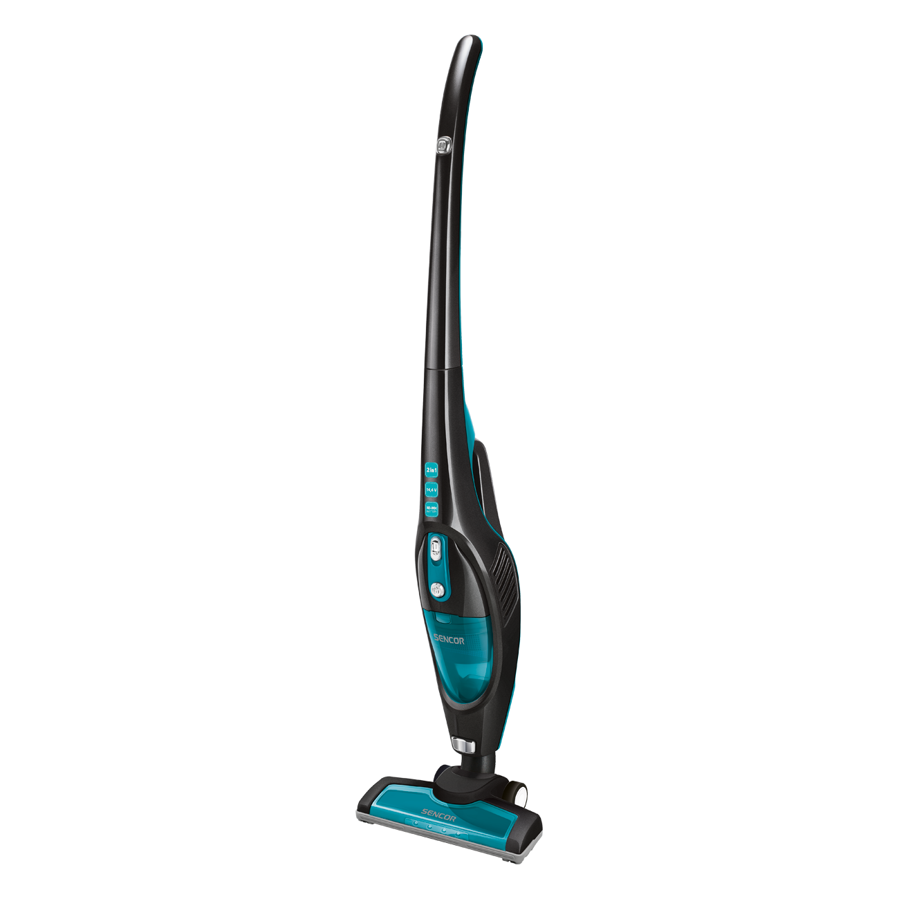 SVC 7614TQ Multifunction Bagless Upright 2-in-1 Vacuum Cleaner