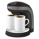 SCE 2000BK  Coffee Maker