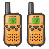 SMR 110 Personal Mobile Radio Twin Set